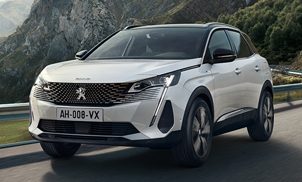 PEUGEOT 3008 Bluehdi 130 S&s Active Business
